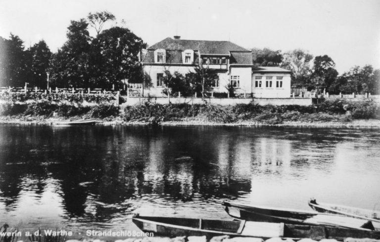 dom nad rzeką historia