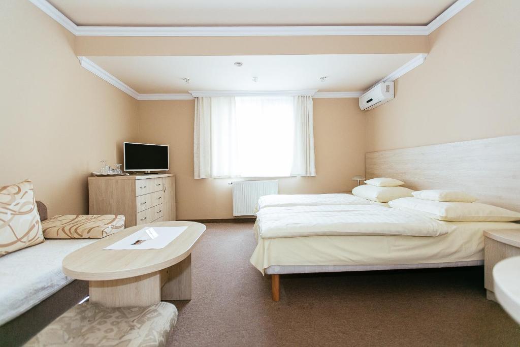 pokoje lux dla czterech osób
